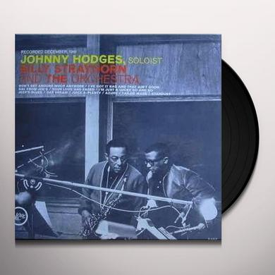 Johnny Hodges & Billy Strayhorn & The Orchestra JOHNNY HODGES / BILLY STRAYHORN Vinyl Record