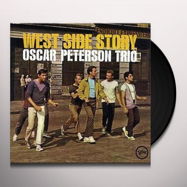 Oscar (Trio) Peterson WEST SIDE STORY Vinyl Record