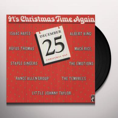 IT'S CHRISTMAS TIME AGAIN / VARIOUS Vinyl Record