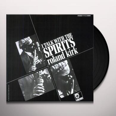 Roland Kirk I TALK WITH THE SPIRITS Vinyl Record