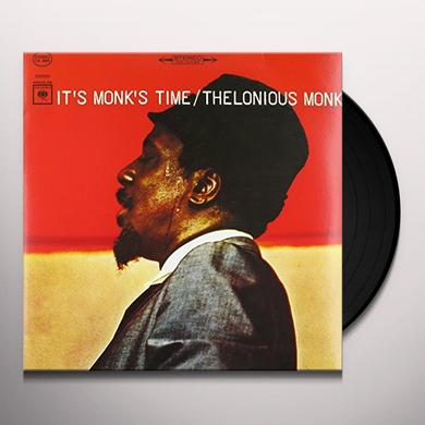 Thelonious Monk IT'S MONK TIME Vinyl Record