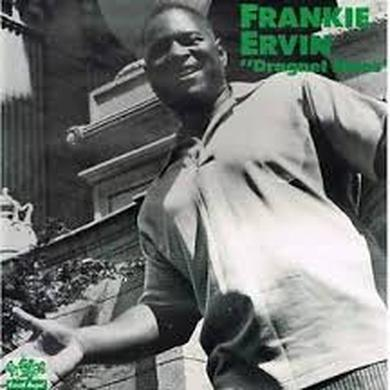 Frankie Ervin DRAGNET BLUES Vinyl Record
