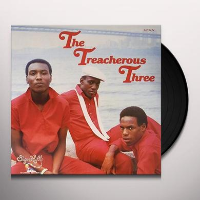 TREACHEROUS THREE Vinyl Record