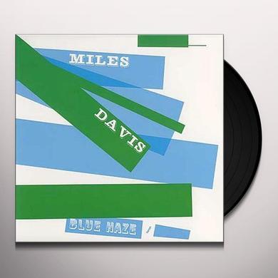 Miles Davis BLUE HAZE Vinyl Record