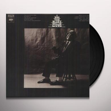 Willie Dixon AM THE BLUES Vinyl Record