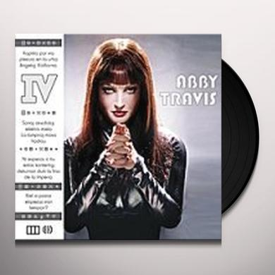 ABBY TRAVIS IV Vinyl Record