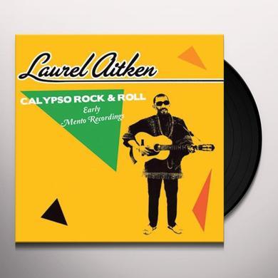 Laurel Aitken EARLY MENTO Vinyl Record