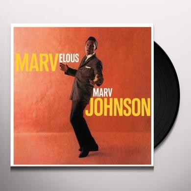 MARVELOUS MARV JOHNSON Vinyl Record