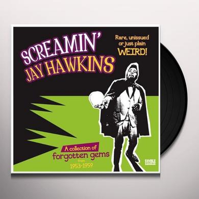 Screamin Jay Hawkins RARE UNISSUED OR JUST PLAIN WEIRD Vinyl Record