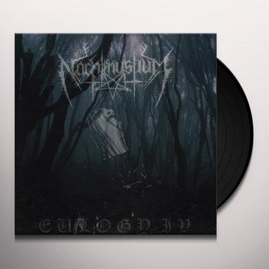 Nachtmystium EULOGY IV Vinyl Record