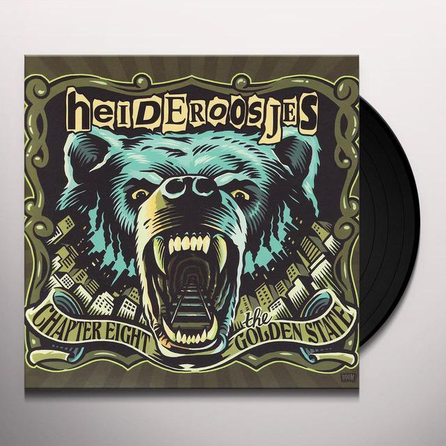 Heideroosjes CHAPTER 8 THE GOLDEN STATE Vinyl Record