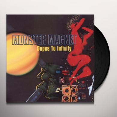 Monster Magnet DOPES TO INFINITY Vinyl Record