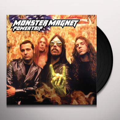 Monster Magnet POWERTRIP Vinyl Record - Black Vinyl