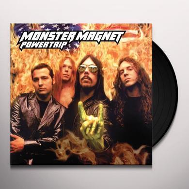 Monster Magnet POWERTRIP Vinyl Record - Black Vinyl