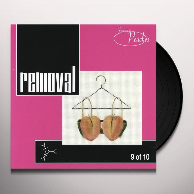 Removal 9 OF 10 Vinyl Record