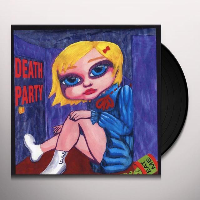 Death Party EAT ME EP Vinyl Record
