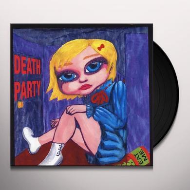 Death Party EAT ME EP Vinyl Record