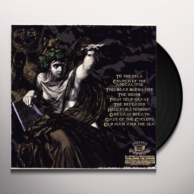 Fucking Wrath SEASON OF EVIL Vinyl Record