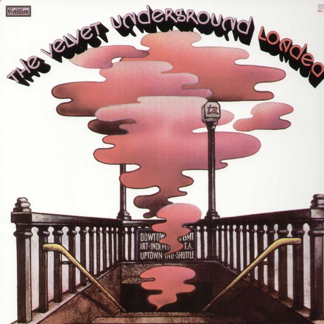 Velvet Underground LOADED Vinyl Record