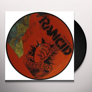 Rancid LET'S GO Vinyl Record