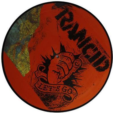 Rancid LET'S GO Vinyl Record