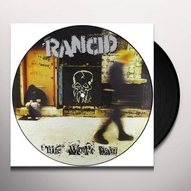 Rancid LIFE WON'T WAIT Vinyl Record