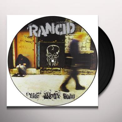Rancid LIFE WON'T WAIT Vinyl Record