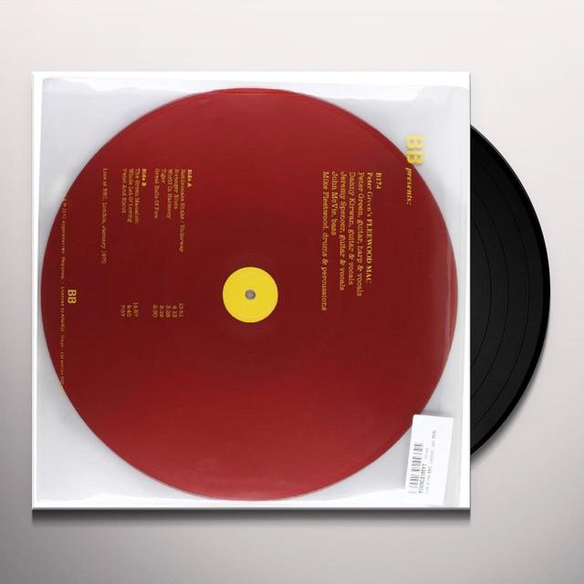 Fleetwood Mac LIVE AT THE BBC 1970 Vinyl Record