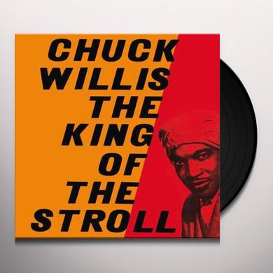Chuck Willis KING OF THE STROLL Vinyl Record