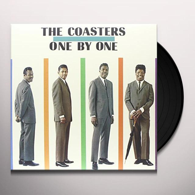 Coasters ONE BY ONE Vinyl Record