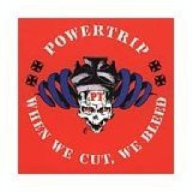 Power Trip WHEN WE CUT WE BLEED (Vinyl)