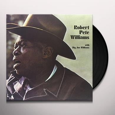 Robert Pete Williams WITH BIG JOE WILLIAMS Vinyl Record