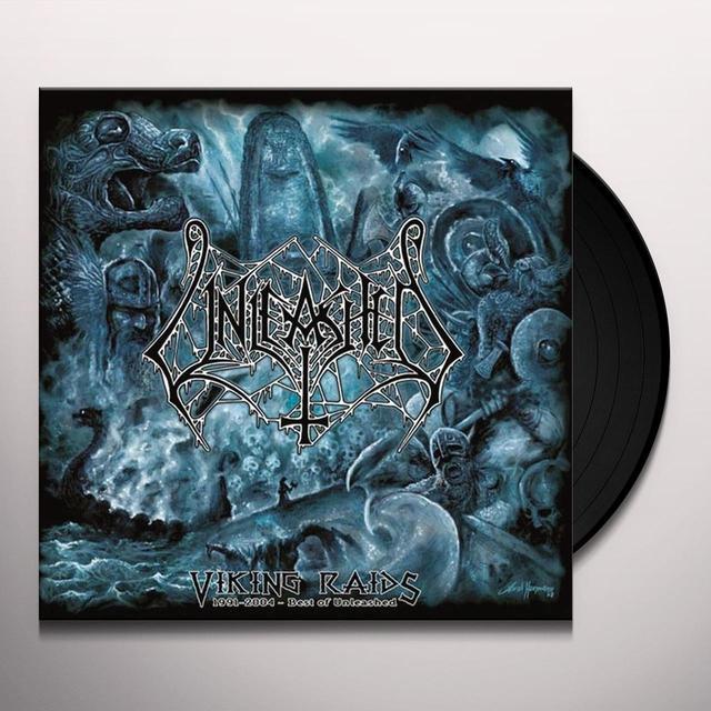 Unleashed VIKING RAIDS (Vinyl)