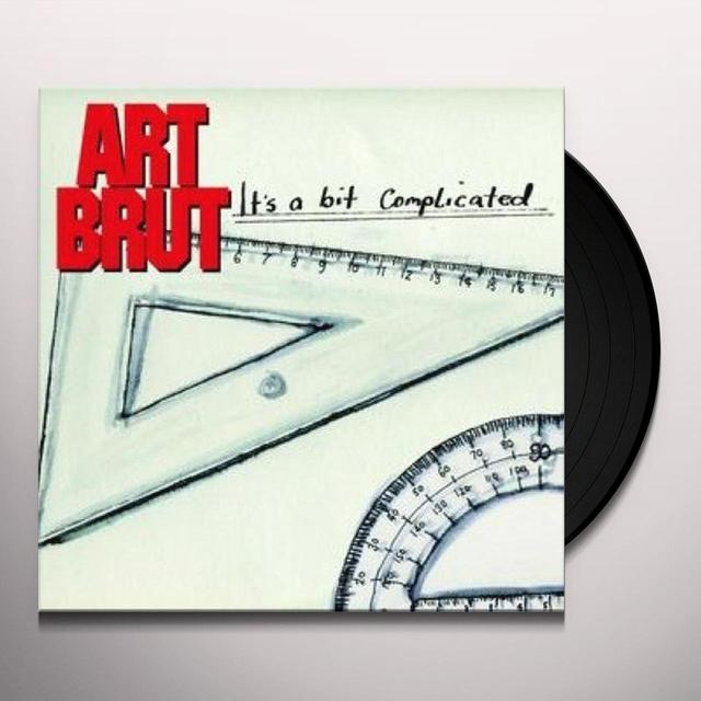 Art Brut IT'S A BIT COMPLICATED Vinyl Record