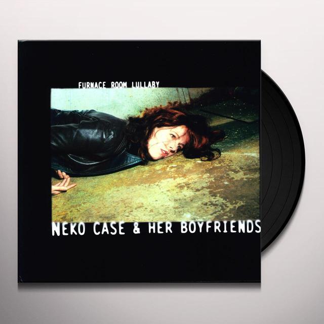 Neko Case FURNACE ROOM LULLABYE Vinyl Record