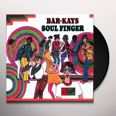 Bar-Kays SOUL FINGER Vinyl Record