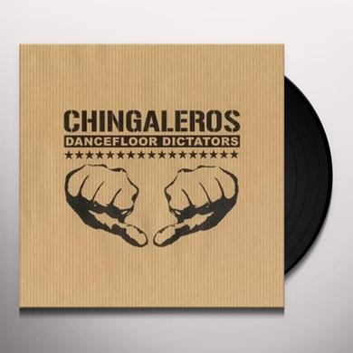 Chingaleros DANCEFLOOR DICTATORS Vinyl Record