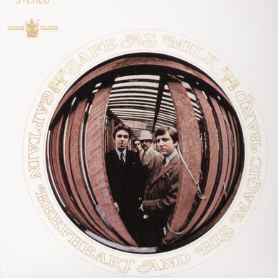 Captain Beefheart & His Magic Band SAFE AS MILK Vinyl Record