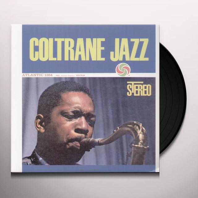 John Coltrane COLTRANE JAZZ Vinyl Record - 180 Gram Pressing