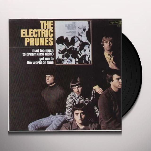 The Electric Prunes I HAD TOO MUCH TO DREAM (LAST NIGHT) Vinyl Record