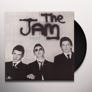 The Jam IN THE CITY Vinyl Record