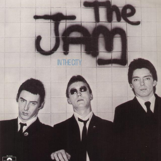 The Jam IN THE CITY Vinyl Record