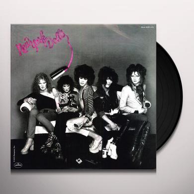 NEW YORK DOLLS Vinyl Record
