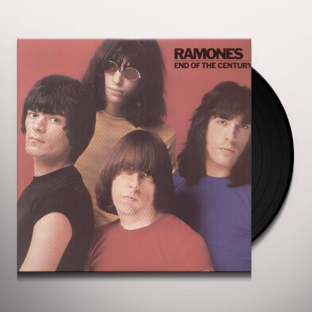 Ramones END OF THE CENTURY Vinyl Record