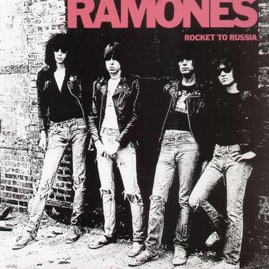Ramones ROCKET TO RUSSIA Vinyl Record