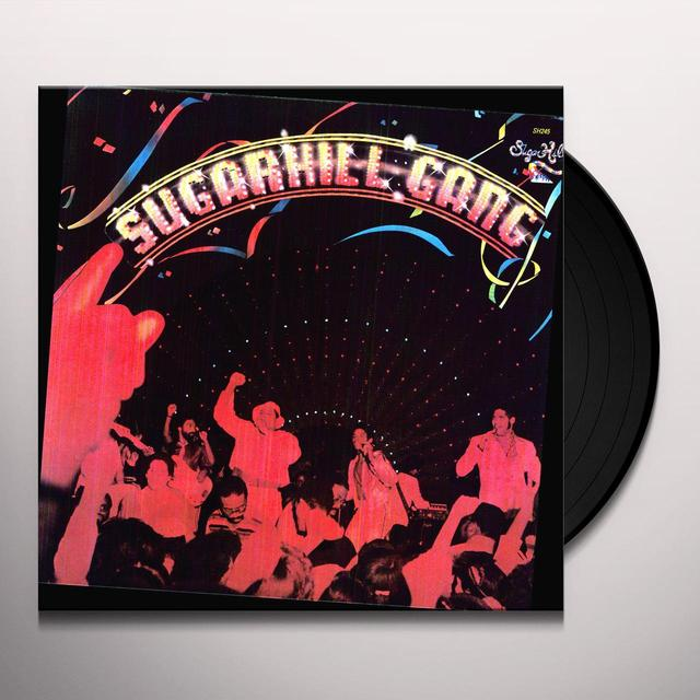 SUGARHILL GANG (RAPPER' S DELIGHT) Vinyl Record