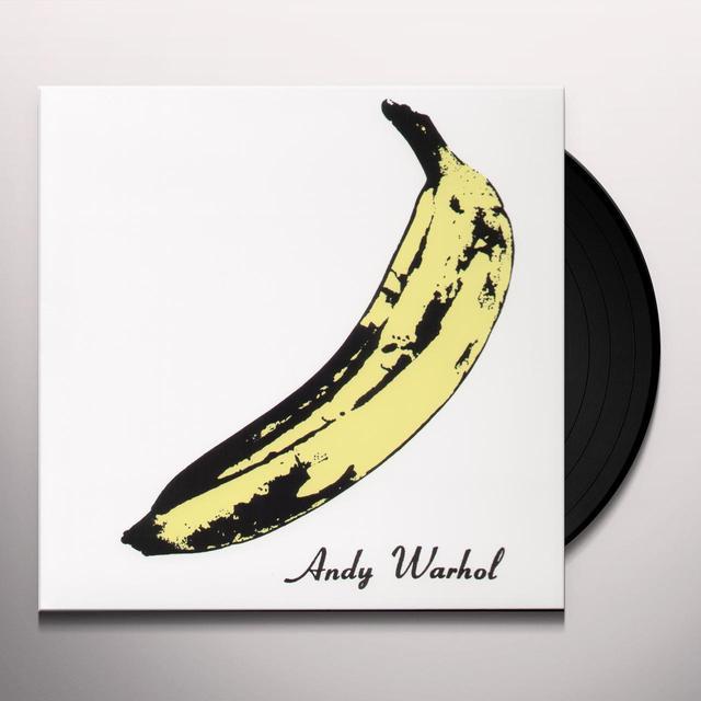 VELVET UNDERGROUND & NICO (BANANA COVER 180GM) Vinyl Record