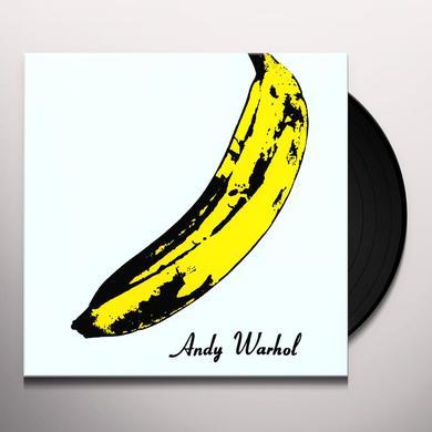 VELVET UNDERGROUND & NICO (BANANA COVER YELLOW) Vinyl Record