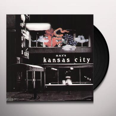Velvet Underground LIVE AT MAX' S KANSAS CITY Vinyl Record