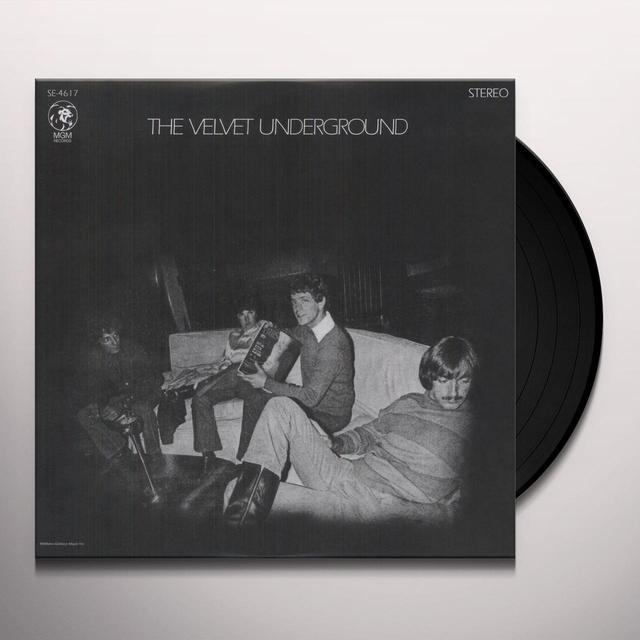 VELVET UNDERGROUND Vinyl Record - 180 Gram Pressing